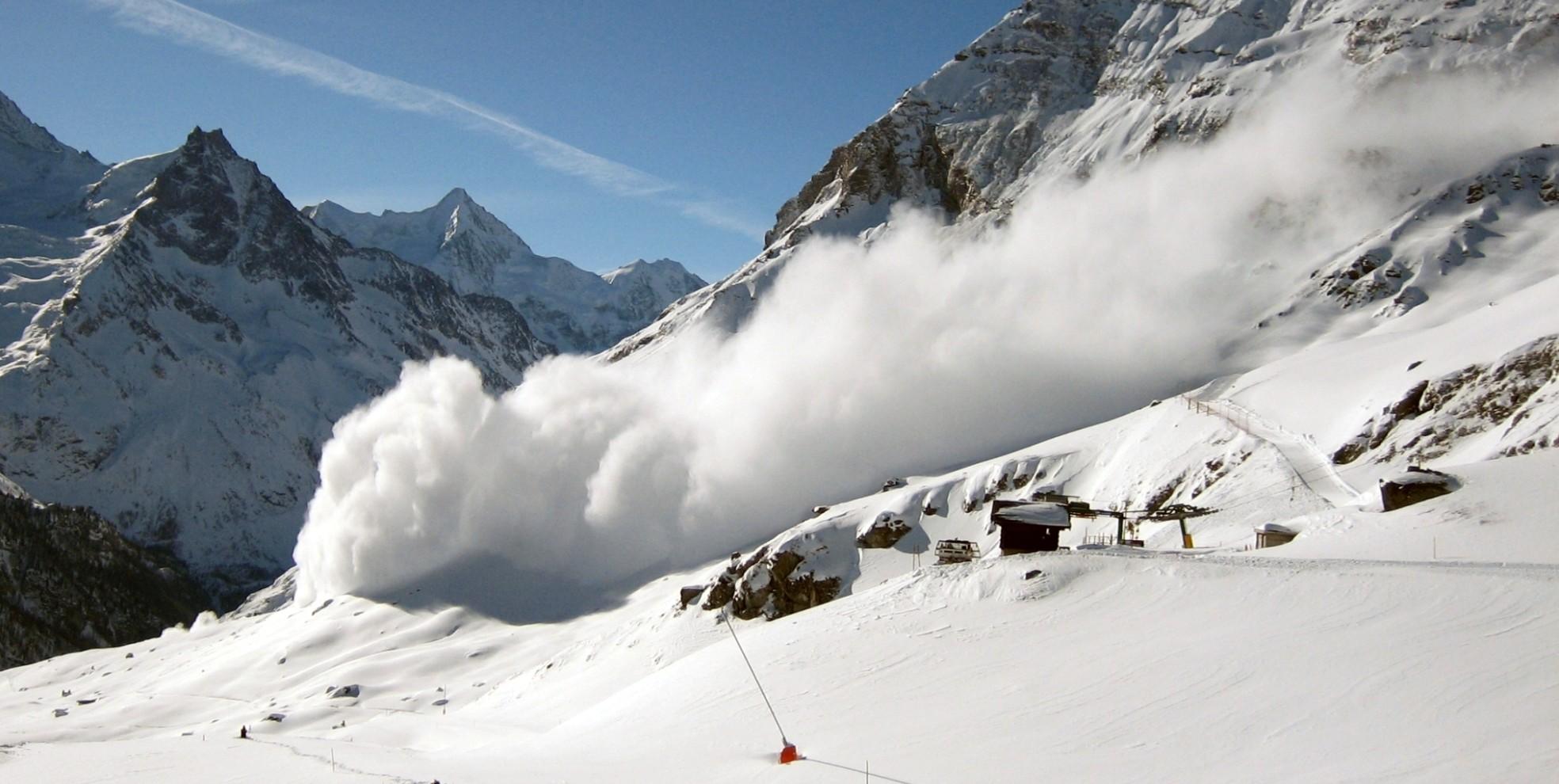 Zes Ski 235 Rs Overleden Door Ernstig Lawineongeluk In