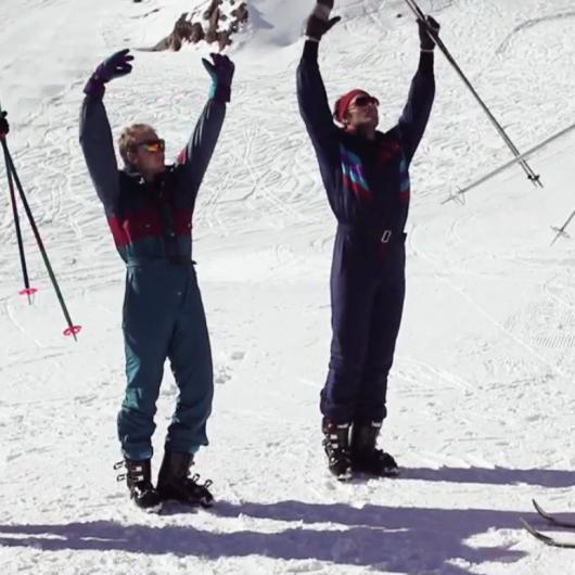 Balletdansen op ski's