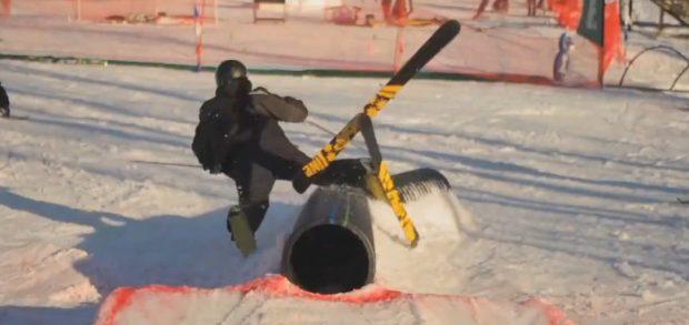 Ski Fail Compilatie