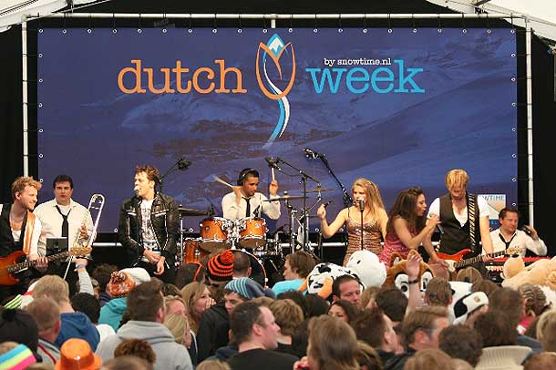 Dutchweek Val Thorens