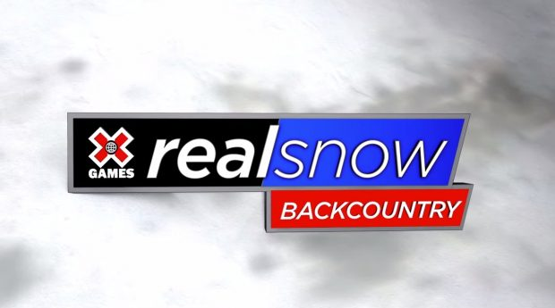 X Games Real Snow Backcountry