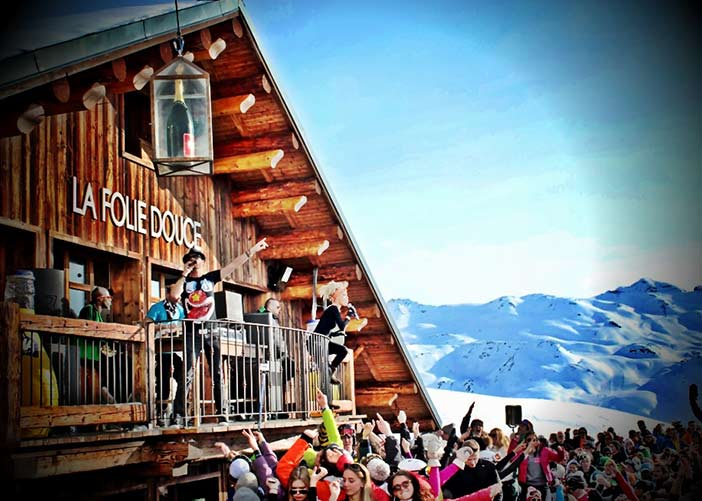 Problemen Bij La Folie Douce Val Thorens Dj S Geannuleerd Snowchamps