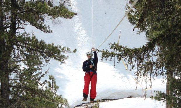 Cascade Zip Line