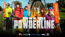 Down the Powderline