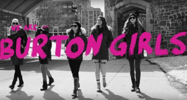 Burton Girls