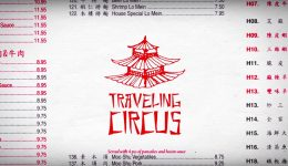 LINE Traveling Circus