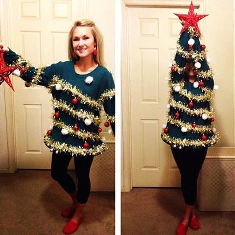 Kersttrui Voor Vrouwen.Inspiratie Nodig Check Deze 12 Erg Bijzondere Kersttruien Snowchamps