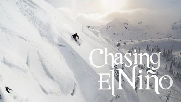 Chasing El Niño