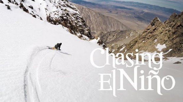 Chasing El Nino