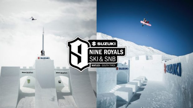 Suzuki Nine Royals