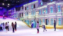 Snow Town Saigon