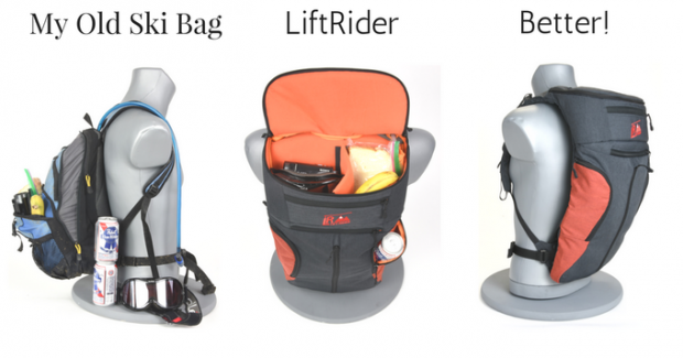 LiftRider Backpack