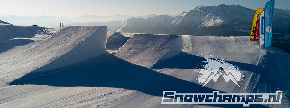 NK Freestyle Snowboard & Ski 2018 gaat samen met BK, Les Deux Alpes nieuwe locatie!