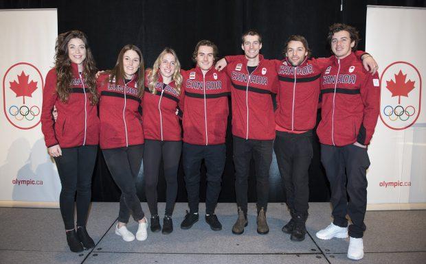 Canada Snowboard Team