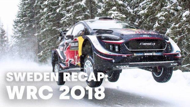 WRC Zweden