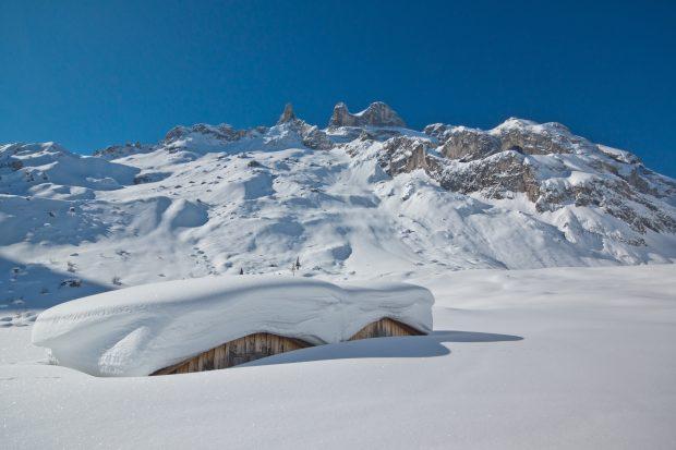 Sneeuwdump