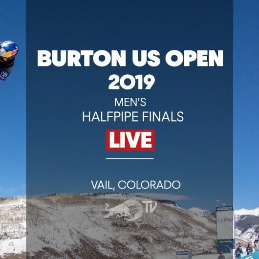 Burton US Open