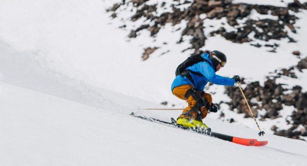 Elevate Ski Exoskeleton