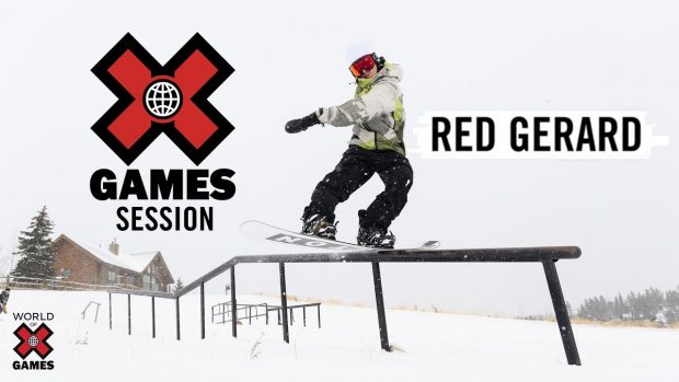 X Games Session