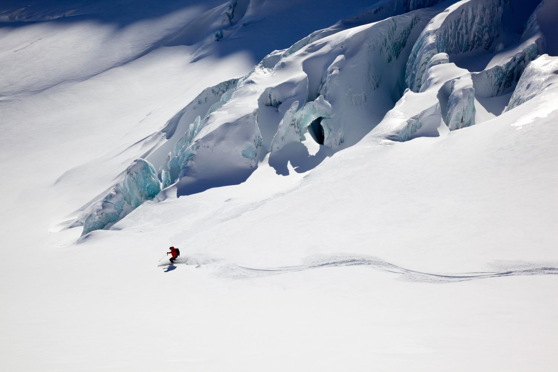 Ski the Bubble